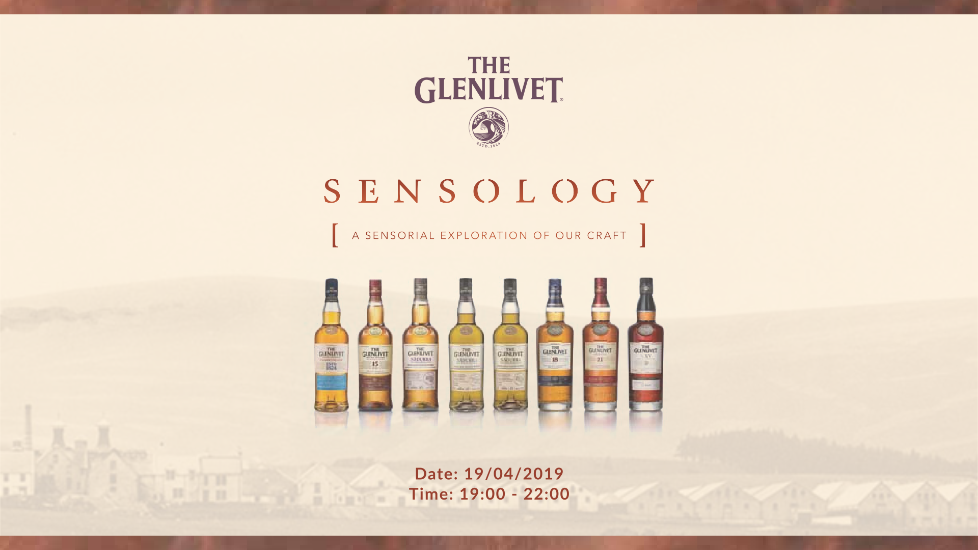 The Glenlivet Sensology