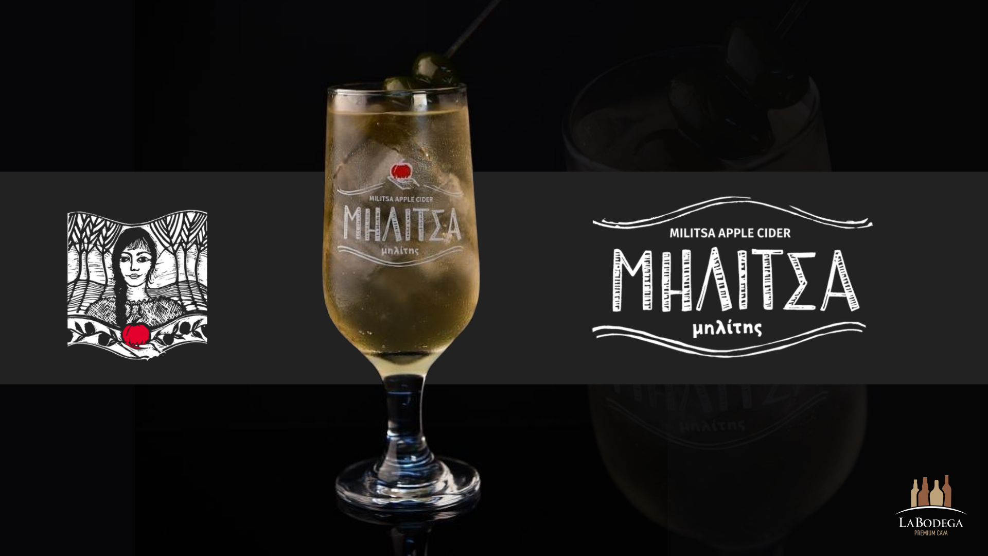 Meet the first Cyprus premium cider, Militsa