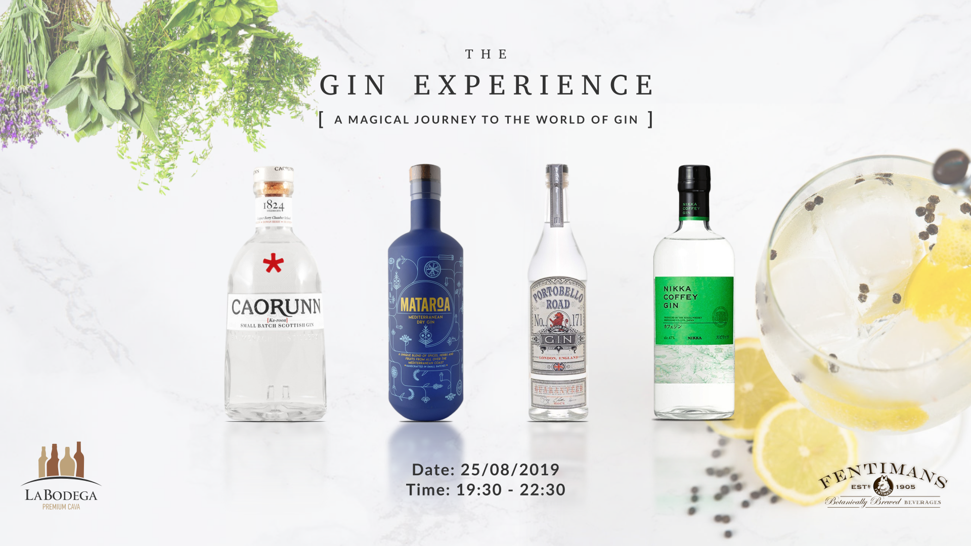 The Gin Experience